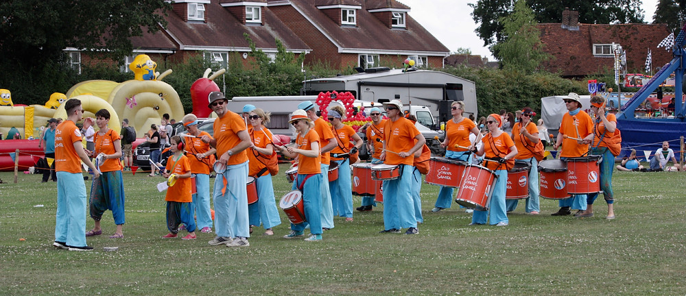 Old School at the Paddock Wood Lions Carnival 2017