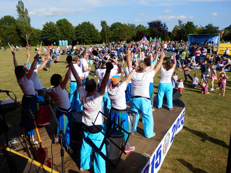 Marden's BIG Musical Picnic 2015