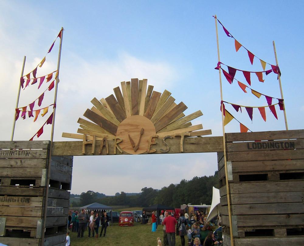 Old School Samba - Turners Cider Harvest Music Festival