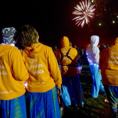 West Farleigh Fireworks