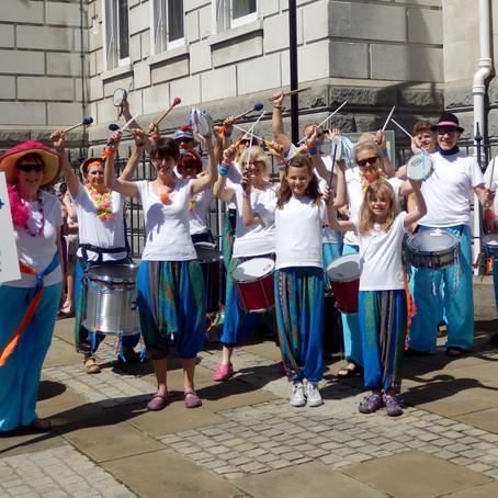 Maidstone Carnival Parade 2015