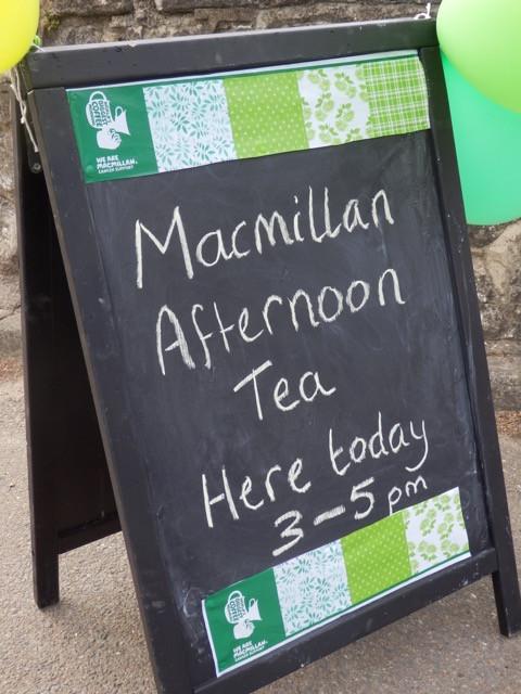 Old School Hall Events Macmillan Afternoon Tea