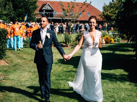 Wedding at The Gardens