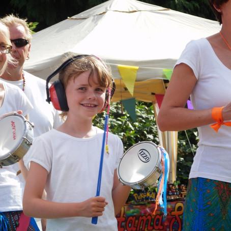 Staplehurst Manor Summer Fayre 2015