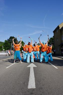 Old School Samba At Dover Carnival