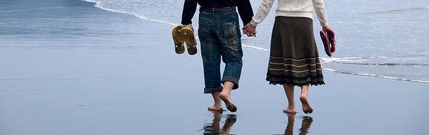 伍参港外澳海灘散步
