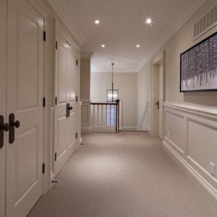 Carpet Cleaning - Hallway