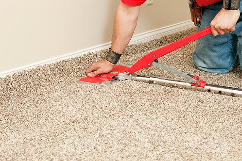 Carpet Repair - Carpet Stretching