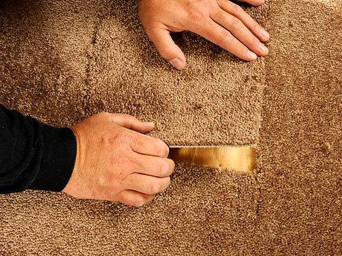 Carpet Repair - Carpet Patching