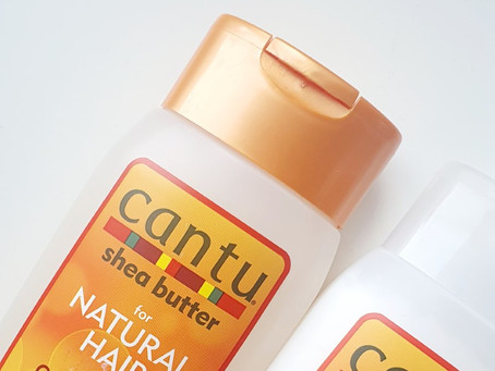 Hair care favourites- Cantu, Creme of Nature & Got2b