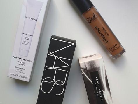 NARS, Laura Mercier, Sleek & Fenty Beauty Mini Haul