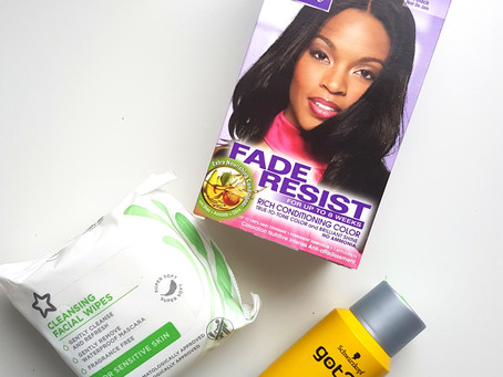 Mini Hair & Beauty Haul