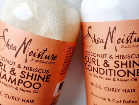 Hair care! Shea Moisture