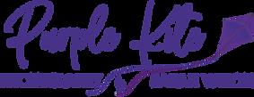 purple kite original logo large new kite