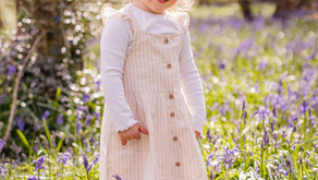 Spring Bluebell Photo Shoots 2021