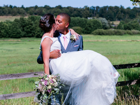 Intimate Hertfordshire Lockdown Wedding