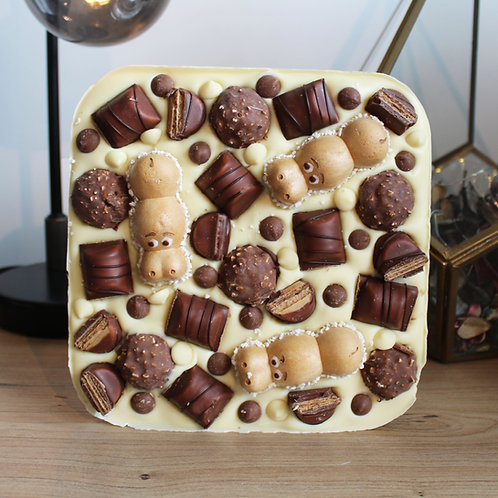 Ferrero Kinder Explosion!