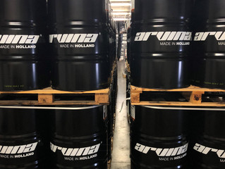 First new barrels order 2019