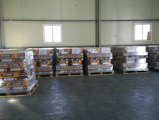 Product packaging Arvina Lubricants
