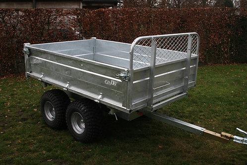 ATV trailer (3 weg kipper)