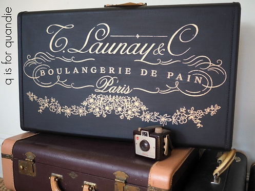 Somewhere in France, transfert Redesign