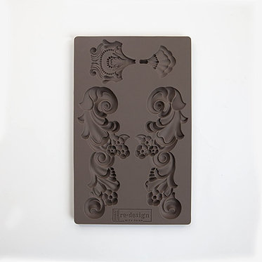 Moule silicone 'Groeneville Crest'
