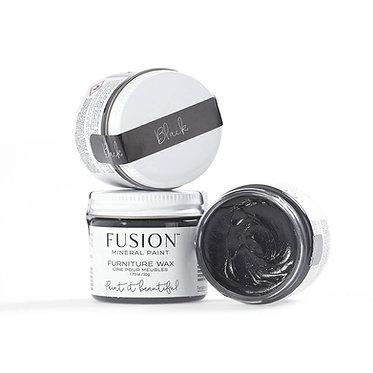 Cire noire pour meubles 'Black Wax' 50 gr