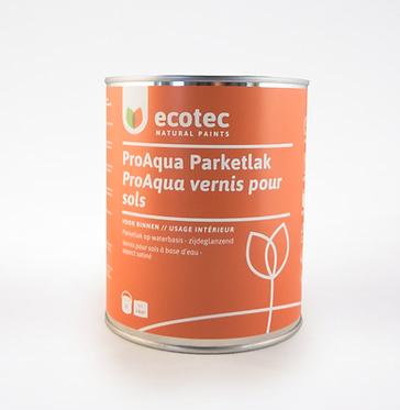 Vernis pour sols Pro Aqua  mat, Ecotech
