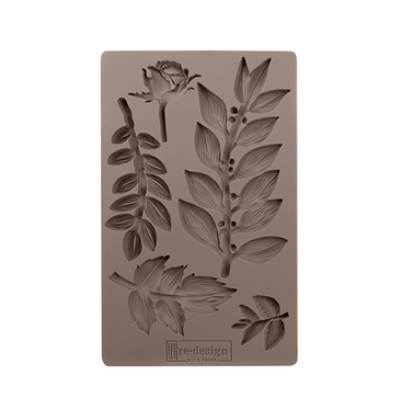 Moule silicone 'Leafy Blossoms'