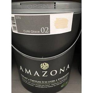 café glacé 02 peinture à la craie amazona