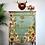 Thumbnail: Painterly Florals, 8 feuilles