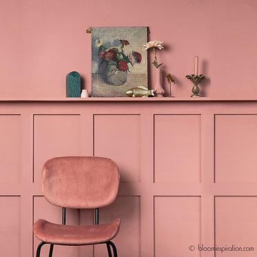 Velvet Pink 31 peinture à la craie amazona