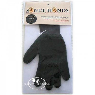 Gant à poncer Tradesmen Sandi Hands (mixte homme/femme)