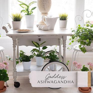 Ashwagandha (blanc cassé)