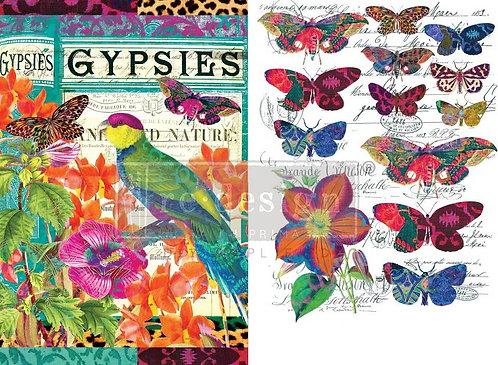 Boho Buterflies
