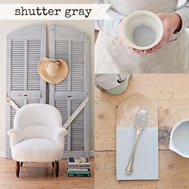peinture au lait Miss MS Shutter Gray