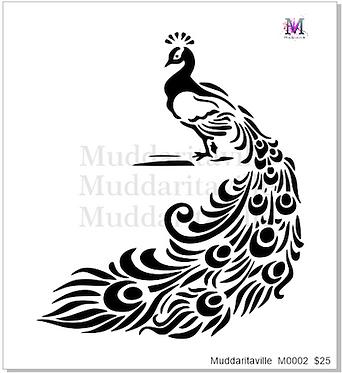 Poan 'Peacock', M0002