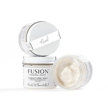 Cire perle effet nacré pour meubles 'Pearl Wax' 50 gr