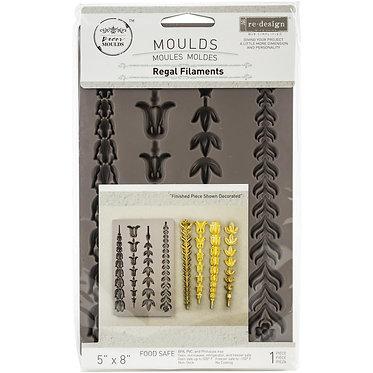 Moule silicone 'Regal Filaments'