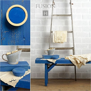 Liberty blue (bleu vif profond)