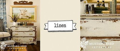 peinture au lait Miss MS Linen