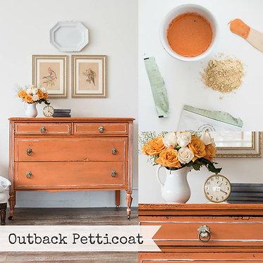 peinture au lait Miss MS Outback Petticoat
