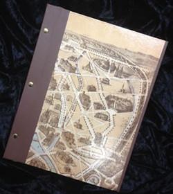 rossi paris map