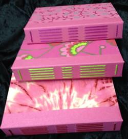 pink various