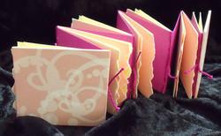pink concertina