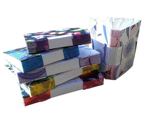 buttonhole notebook - A5