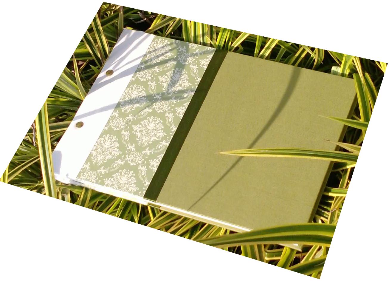 green sample