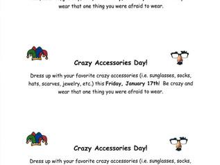 January Dress Up Day - 1/17/20
