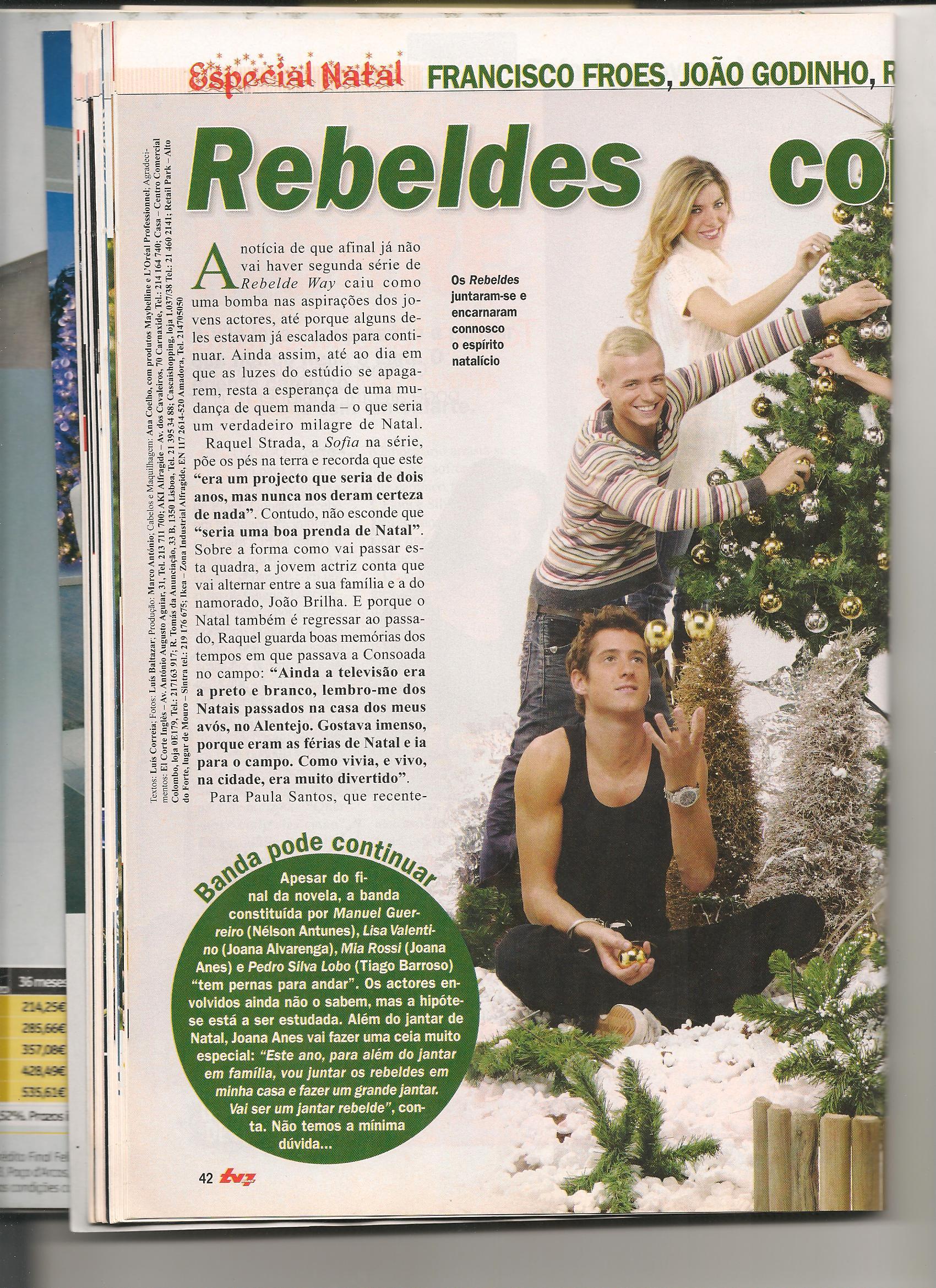 NOVA GENTE Magazine