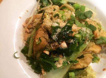 RECIPE: Healthy Pad Thai